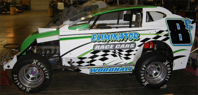 Eliminator Race Cars Home Page